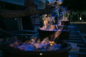 grups d'havaneres, cremat